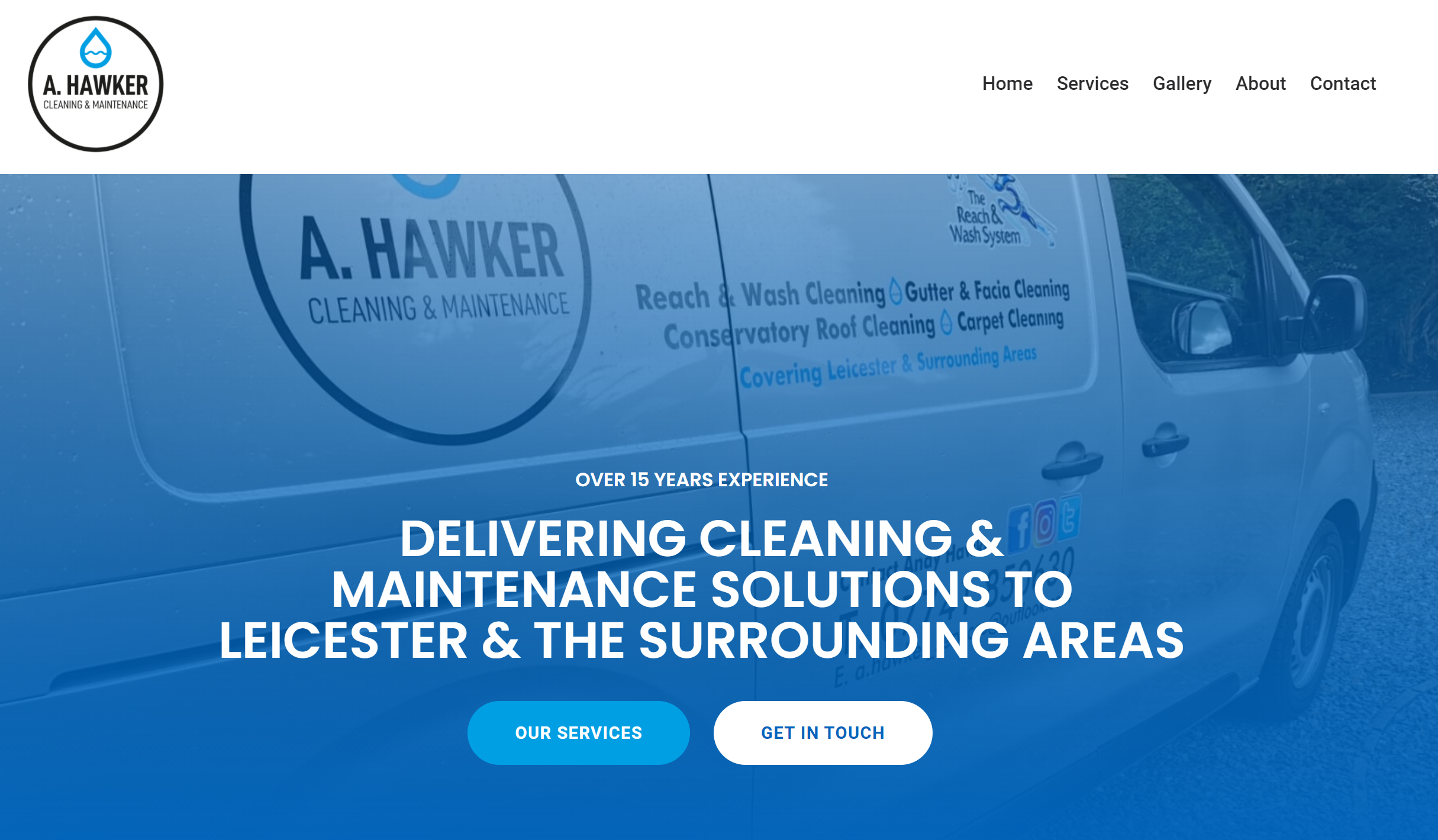 A. Hawker Cleaning & Maintenance